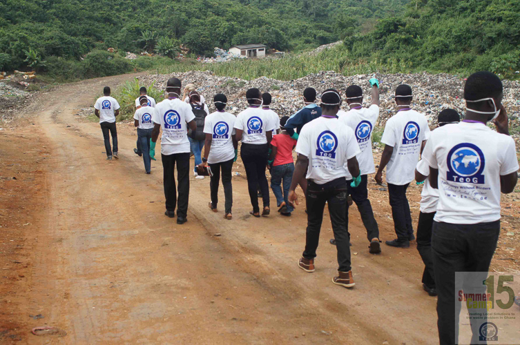 Recycle Up! Ghana Celebrates World Environment Day 2016