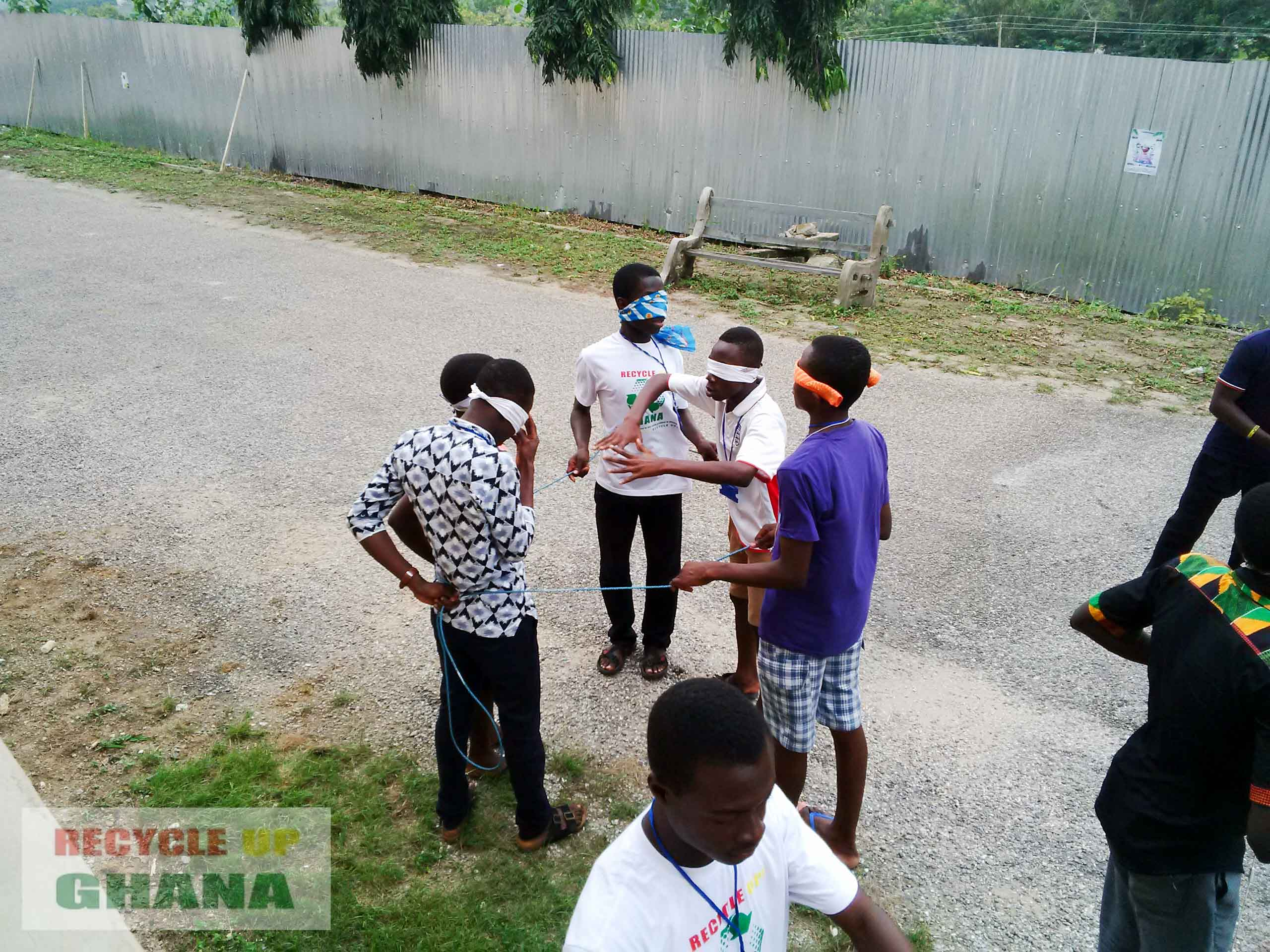 Day 6 in Cape Coast:  Community Exploration and Team Building