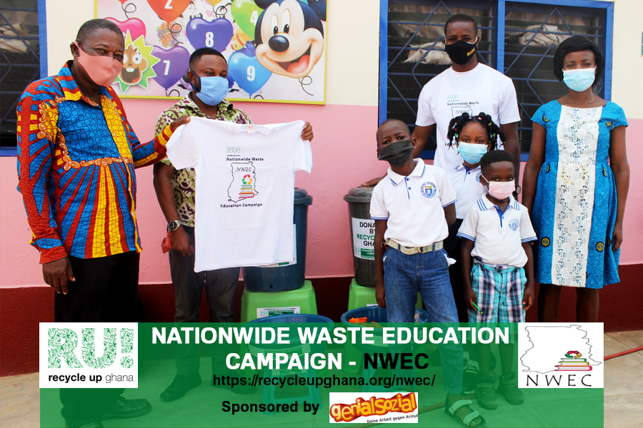 Nationwide Waste Education Campaign: Project Update 2021