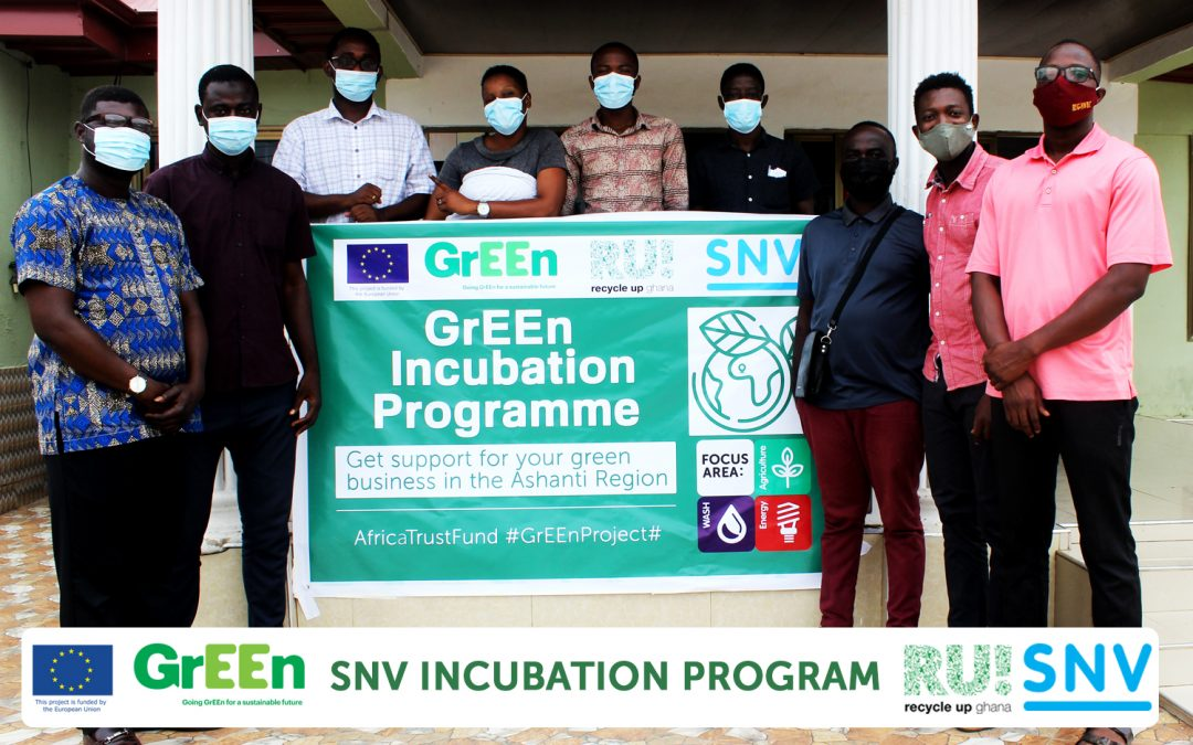 SNV GrEEn: Project Update 01/2021