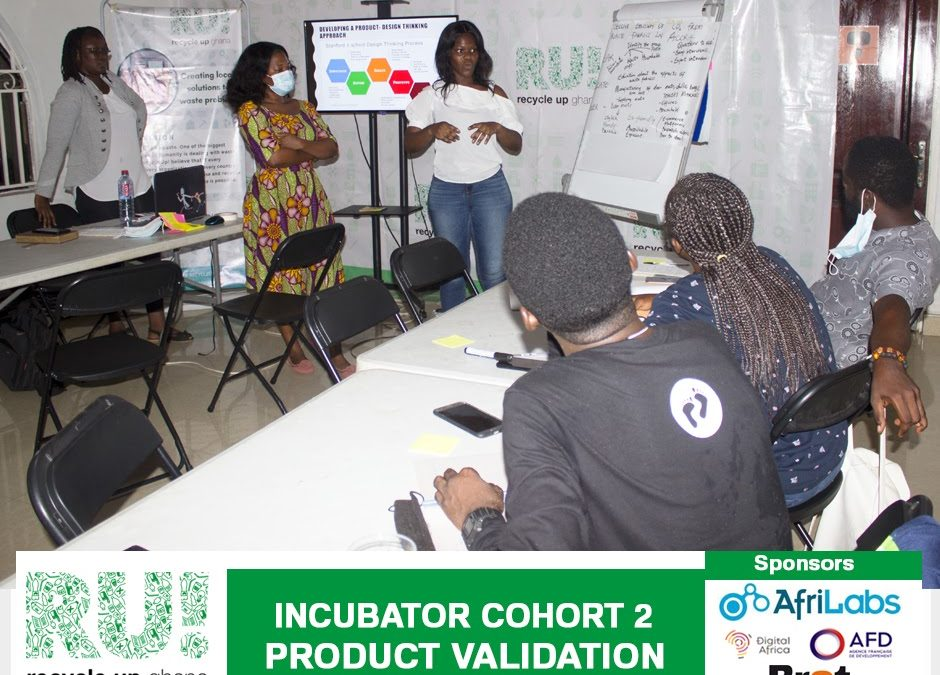 Circular Business Incubation: Project Update 01/2021