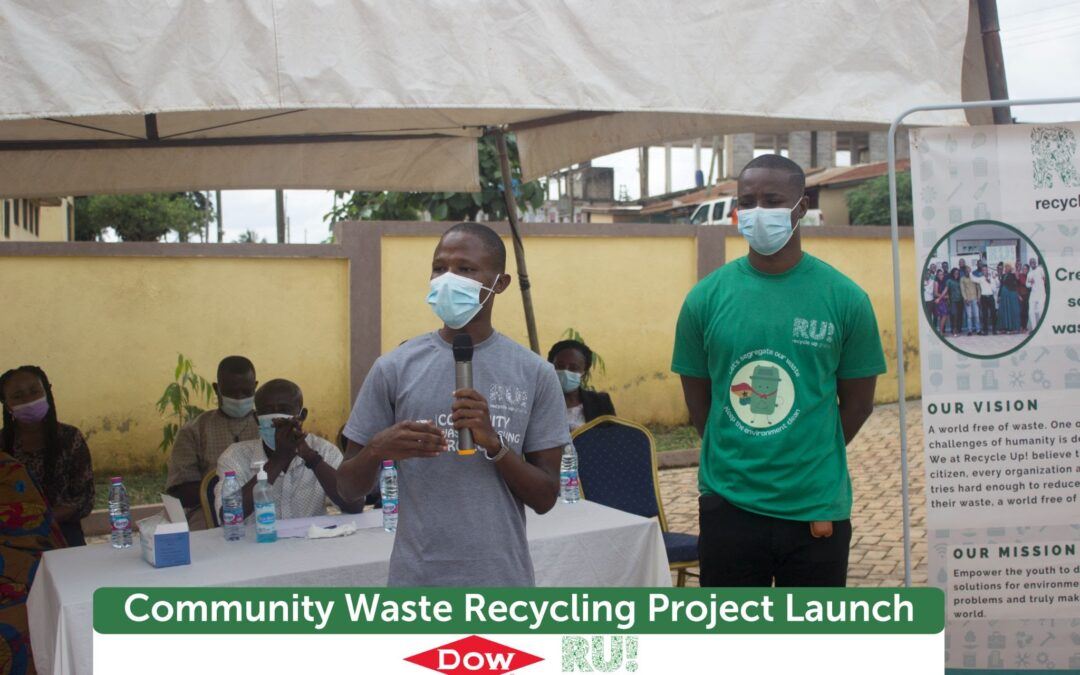 Launch event: Community Waste Recycling Project